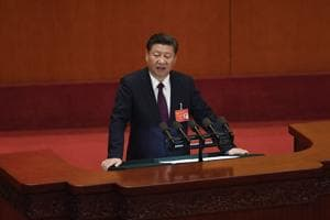 China's Pres Xi for modernised army that is 'built to fight'