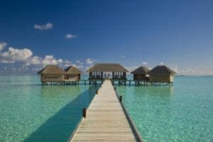 An 'Instagram butler' at this Maldives resort helps you get enviable...