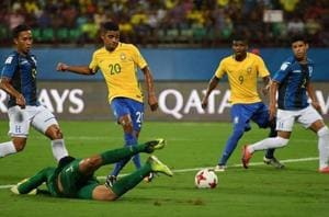 FIFA U-17 World Cup: Kolkata experience will help players, says Brazil...