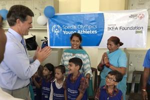 India on cusp of a unique revolution in a very Special Olympics event:...