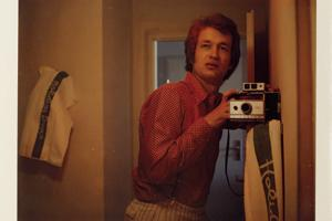 These Polaroids by noted German director Wim Wenders will take you...