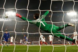 Champions League: Chelsea draw 3-3 vs AS Roma, Juventus beat Sporting...