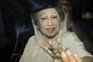 Former Bangladesh PM Khaleda Zia gets bail in graft cases