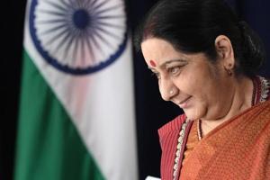 Sushma Swaraj asks Indian mission to grant medical visa to Pakistan...