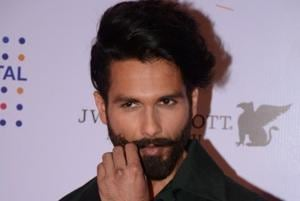 Shahid Kapoor announces his next film, to be directed by Toilet: Ek...