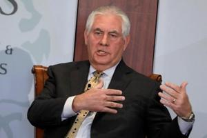 Rohingya issue a real test for Myanmar: Rex Tillerson