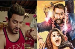 Secret Superstar vs Golmaal Again: Did Aamir Khan make a mistake by...