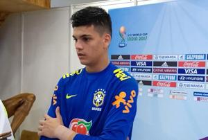 FIFA U-17 World Cup: Why Brazil goalie Brazao says clean sheets are...