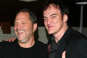 Quentin Tarantino admits he knew what Harvey Weinstein was doing to...