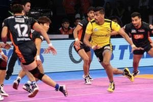 Pro Kabaddi League: Telegu Titans, Bengal Warriors play out exciting...