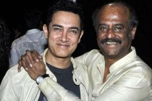 Rajinikanth sir called me up and said please do the film: Aamir Khan...
