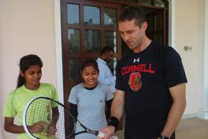 Coaching kids great learning experience, says former squash World No 1...