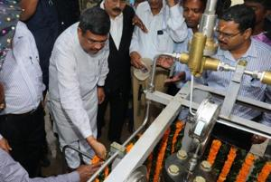 Oil minister Pradhan launches Piped Natural Gas project in Odisha