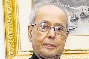 Rejected Afzal Guru's mercy plea on government's advice: Pranab...
