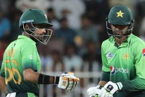 Pakistan win by seven wickets, Sri Lanka suffer 11th consecutive loss