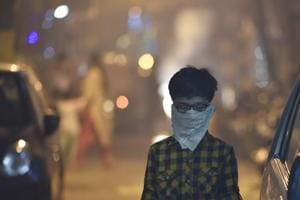 Less pollution this Diwali but Delhi's air quality has entered severe...