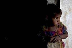 The National Family Health Survey 2015-16 shows that only 10% of the (six to 24 month) children are adequately fed  (Representative Photo) (AP Photo)