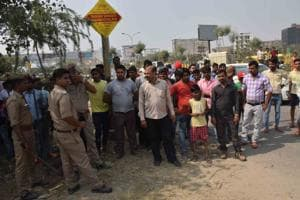 Noida: Woman found dead in semi-naked state, police suspect rape