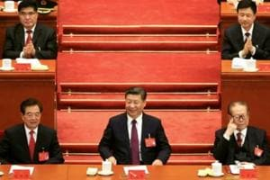 China's communist party to cement president Xi's legacy in charter