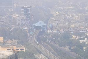 Noida, Gzb breathe easier but pollution remains over permissible limit