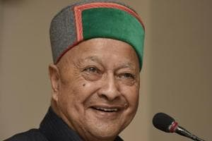 Himachal Pradesh Assembly Election 2017: Virbhadra Singh files...