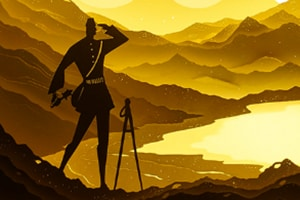 Google doodle marks 187th birth anniversary of Indian explorer Nain...