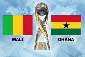 FIFA U-17 World Cup, Mali vs Ghana, live football score: A West...