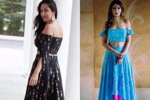 This wedding season, flaunt your traditional lehenga with a modern...