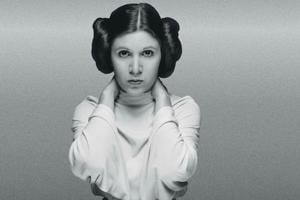 Happy Birthday Carrie Fisher! Here're Princess Leia's most iconic...