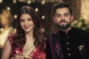 The Anushka Sharma-Virat Kohli ad you were waiting for is here and is...