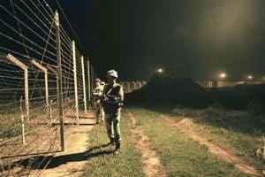 BSF jawan killed in ceasefire violation by Pakistani troops in Jammu
