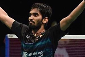 Kidambi Srikanth stuns Viktor Axelsen to enter semis of Denmark Open...