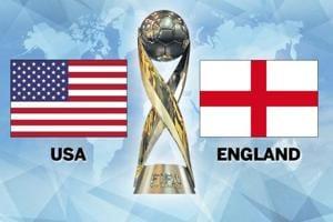 England face USAin their FIFAU-17 World Cup quarterfinal encounter. Follow live football score of USA vs England, FIFA U-17 World Cup here.