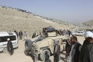 15 Afghan army trainees killed in Kabul suicide attack: Defence...