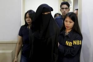 Philippines arrests militant widow for trying to recruit fighters for...