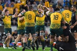 Australia end Rugby losing streak vs New Zealand, win Bledisloe Cup...