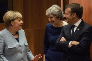 'Go on, cancel Brexit': Twitter is guessing what Macron, Merkel and...