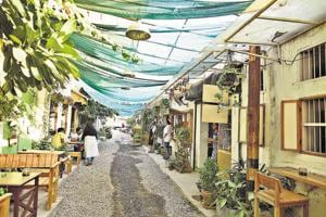 Champa Gali: Delhi's hidden Parisian passageway is a culinary and...