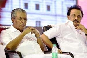 BJP rubbishes Vijayan's 'running away' allegation, says need peace for...