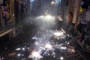 Kashmiri Pandit family accuses neighbour of stone-pelting on Diwali