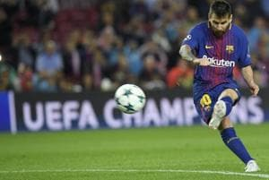 F.C. Barcelona to offer Lionel Messi 'lifetime deal': club CEO Oscar...