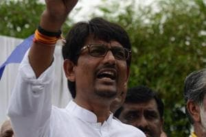 Gujarat polls: Congress gets a boost as OBC leader Alpesh Thakor to...