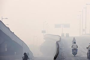 Six gaseous pollutants may be included in Delhi-NCR's AQI from next...