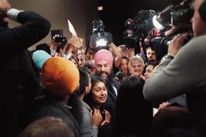 A Mighty Minority: How Sikhs rose to their present political...