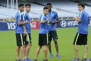 FIFA U-17 World Cup: Brazil successful despite coaches revolving-door...