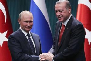Putin, Erdogan discuss Syria, Astana peace process in phone call
