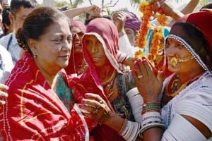 Civil rights group condemns Vasundhara Raje govt's gag ordinance, says...