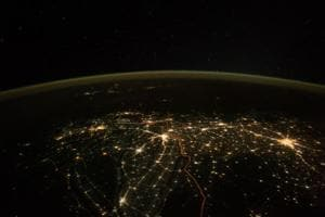 Fooled once more? Viral pic of India from space on Diwali was clicked...