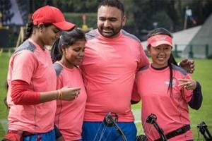 World Archery Championships: India women's compound team settles for...