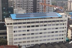 South Mumbai college opts for 150-panel solar setup to cut its power...